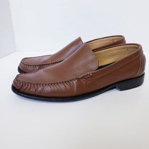 Coach Eric Leather Loafer Shoes Size 11 D